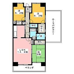 北山駅 8.8万円