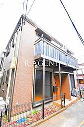 [テラスハウス] 神奈川県横浜市西区西戸部町2丁目 の賃貸【/】の外観