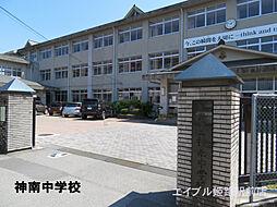 The City 姫路北[1-D号室]の外観