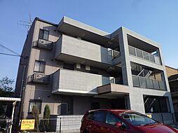 大阪府高石市綾園6丁目の賃貸マンションの外観