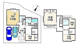 北大路駅 3,280万円