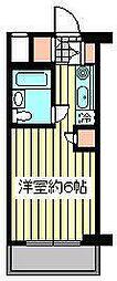 TOP大宮第8[202号室]の間取り