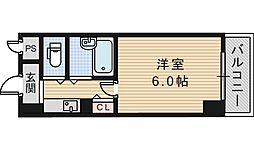 アヴァンセ播磨町[712号室]の間取り