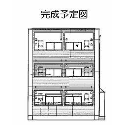 Osaka Metro中央線 深江橋駅 徒歩5分の賃貸アパート
