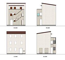 メゾン・ラフィネ亀有[3階]の外観
