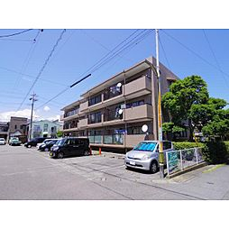 静岡県静岡市清水区中矢部町の賃貸マンションの外観