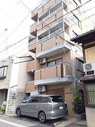 京都府京都市下京区樋口町の賃貸マンションの外観