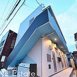 愛知県名古屋市西区又穂町4丁目の賃貸アパートの外観