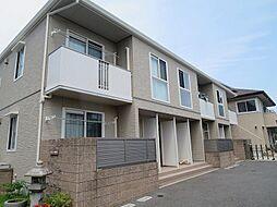 JR山陽本線 五日市駅 バス20分 利松1丁目バス停下車 徒歩3分の賃貸アパート