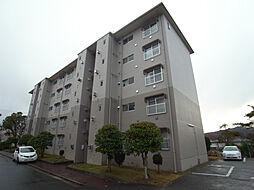 清和台公社1号棟[303号室]の外観