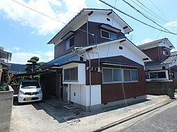 [一戸建] 愛媛県松山市桑原3丁目 の賃貸【/】の外観