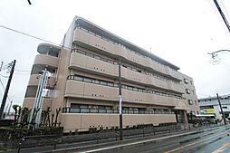 愛知県名古屋市名東区社台1丁目の賃貸マンションの外観