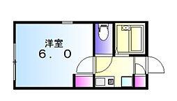 希望ヶ丘駅 4.7万円