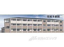 JR東海道・山陽本線 長岡京駅 バス22分 菱川町下車 徒歩7分の賃貸アパート