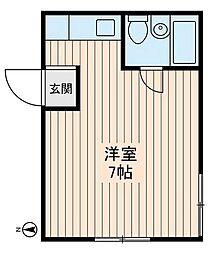 マイハウスTOGO[2階]の間取り