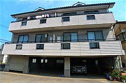 109ハウス[2階]の外観