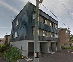 北海道札幌市東区中沼六条1丁目の賃貸アパート
