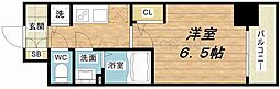 プレサンス梅田北オール[4階]の間取り