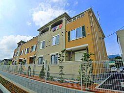 東京都足立区平野2丁目の賃貸アパートの外観