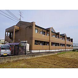 奈良県橿原市新口町の賃貸マンションの外観