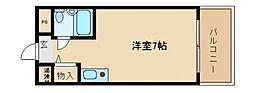 インペリアル関西エアポート[7階]の間取り