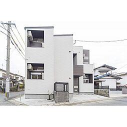 西鉄貝塚線 唐の原駅 徒歩8分の賃貸アパート