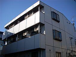 千葉県船橋市高根台6丁目の賃貸マンションの外観