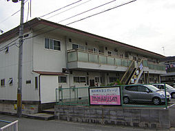 コーポ柳本II[102号室]の外観