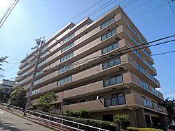 兵庫県宝塚市武庫山2丁目の賃貸マンションの外観