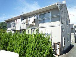 ファミール徳倉B[2階]の外観