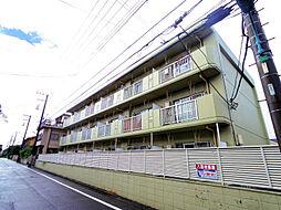 東京都小平市学園西町3丁目の賃貸マンションの外観