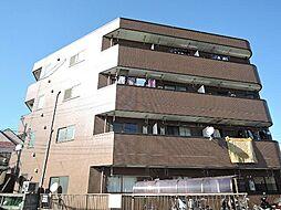 プランドール加甚2[3階]の外観