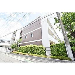 埼玉県川越市藤間の賃貸マンションの外観