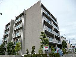 大阪府茨木市郡5丁目の賃貸マンションの外観