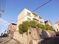 神村ハイツ[1階]の外観