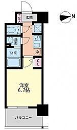 サンセリテ至誠会松崎町[3階]の間取り