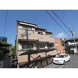 奈良県奈良市あやめ池南1丁目の賃貸マンションの外観