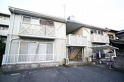 フレグランス箱崎[2階]の外観
