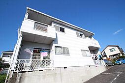 愛知県名古屋市天白区梅が丘4丁目の賃貸アパートの外観