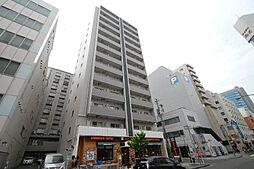 カスタリア栄[8階]の外観