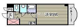 翔阿園マンション[3階]の間取り