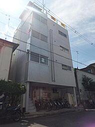 大阪府東大阪市中鴻池町2丁目の賃貸マンションの外観