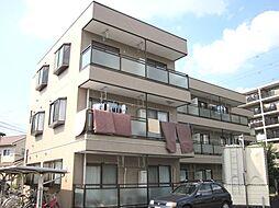 ハーツハイムトレジャー[3階]の外観