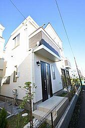 一戸建て(武蔵小金井駅から徒歩20分、72.24m²、3,580万円)