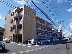 神奈川県平塚市東真土2丁目の賃貸マンションの外観