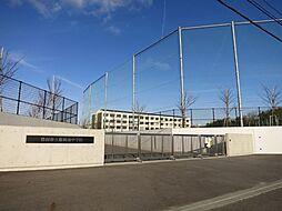 豊田市立藤岡南中学校まで3755m