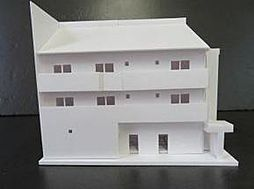 (仮称)港区新川町II 新築アパート[3階]の外観