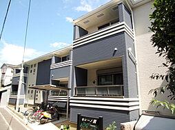 大阪府岸和田市筋海町の賃貸アパートの外観