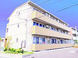 プランドール幸房弐番館[1階]の外観