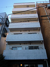 アデッソ旗の台[3階]の外観